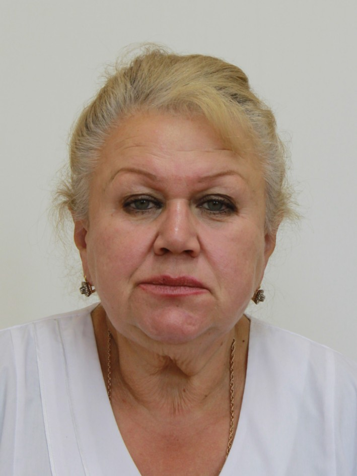 Бабакина Лидия Александровна