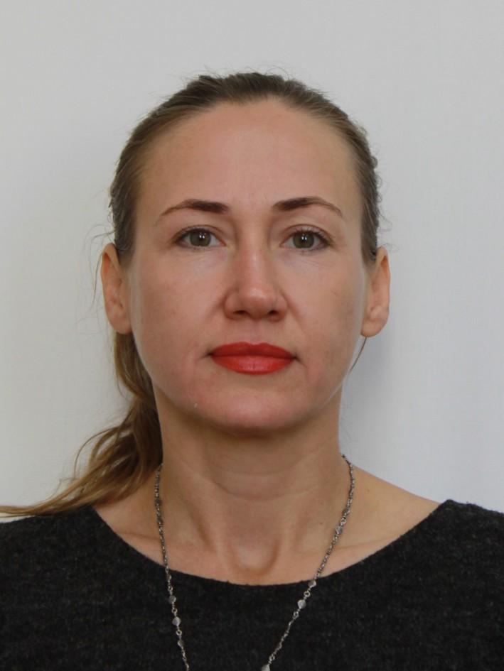 Давыдова Лариса Александровна