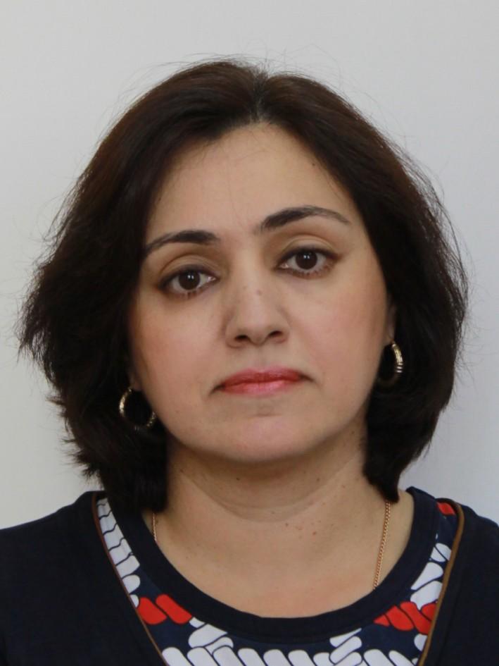 Давыдова Ольга Валерьевна