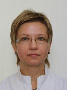 Красовская Елена Олеговна
