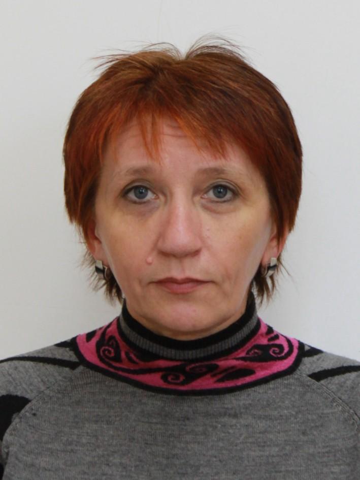 Матина Ирина Александровна