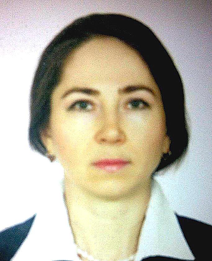 Паренкова Ирина Анатольевна