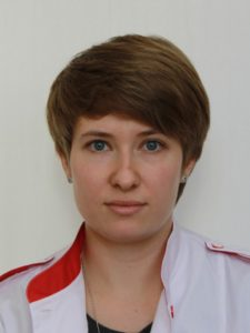 Шадрова Анна Алексеевна