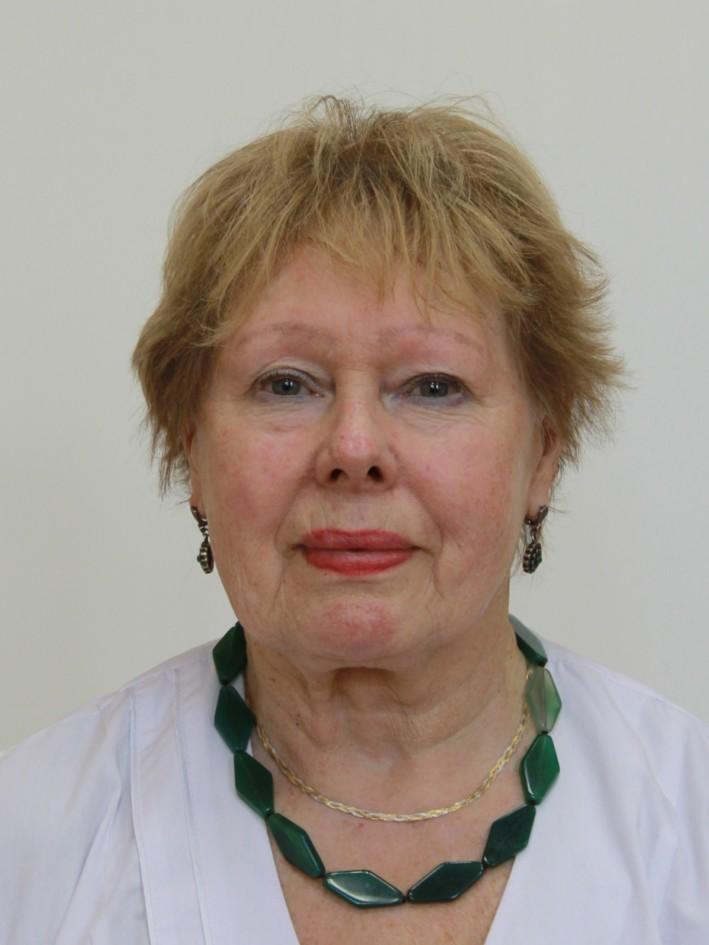 Ярославцева Валентина Васильевна