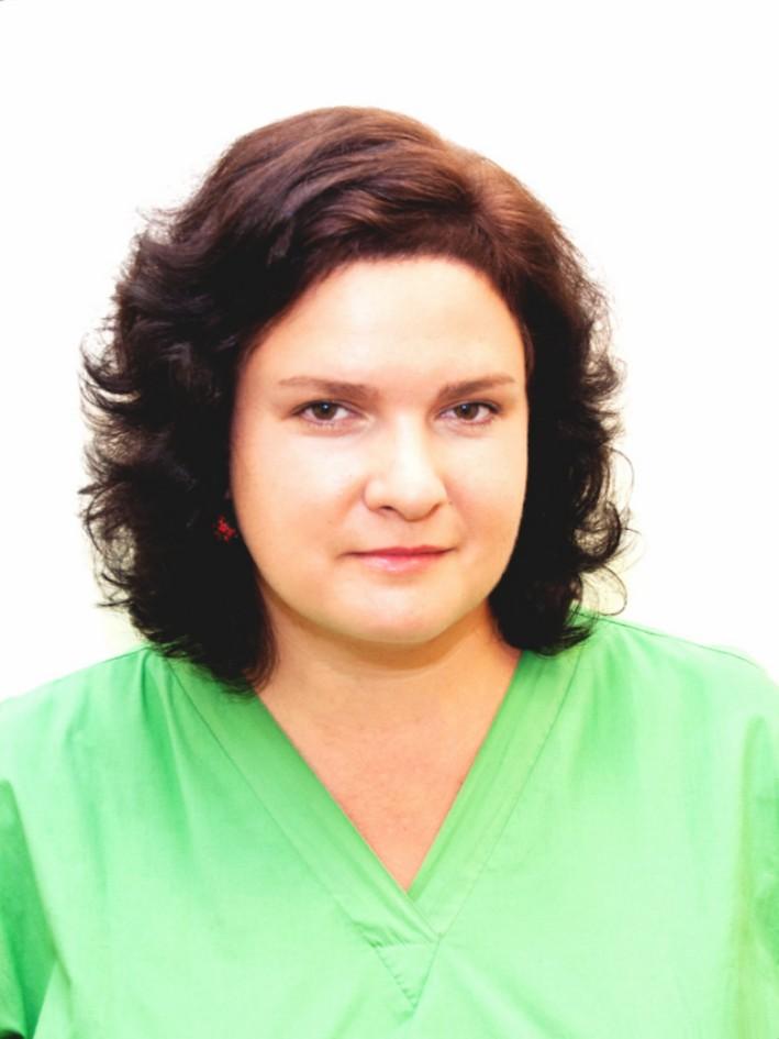 Колисниченко Мария Михайловна